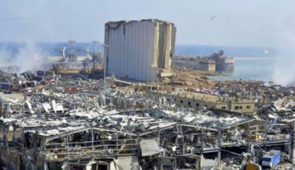 9 نفر در بیروت دستگیر شدند