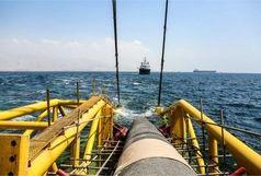 لولهگذاری دریایی پایانه نفتی جاسک آغاز شد