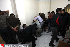 انهدام باند سارقان با 109 فقره سرقت در یزد