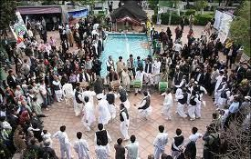 آیین عزاداری محرم در سیستان و بلوچستان