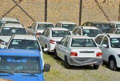 کشف 10 خودرو احتکارشده در ایوان