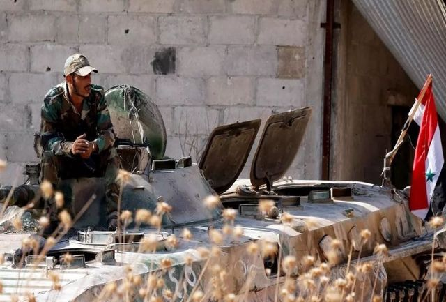 اعلام آمادگی ارتش سوریه برای عملیات نظامی نزدیک جولان