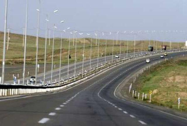 قطعه پنج بزرگراه کرمانشاه – میاندوآب 87 درصد پیشرفت دارد