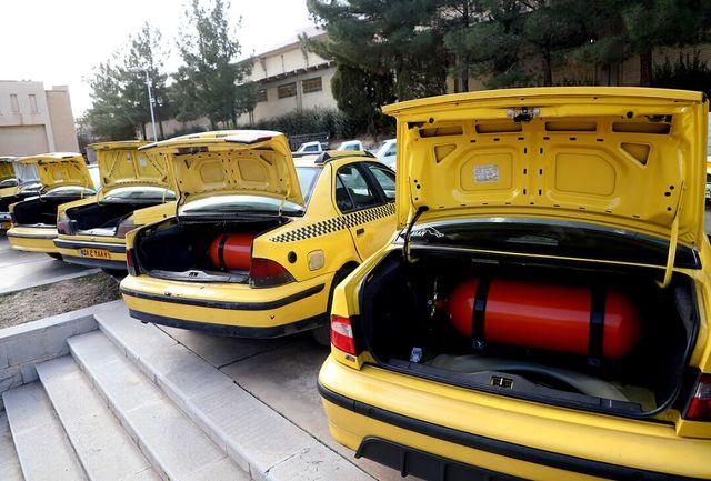 دوگانهسوز شدن بیش از چهار هزار خودرو عمومی در کرمانشاه رایگان