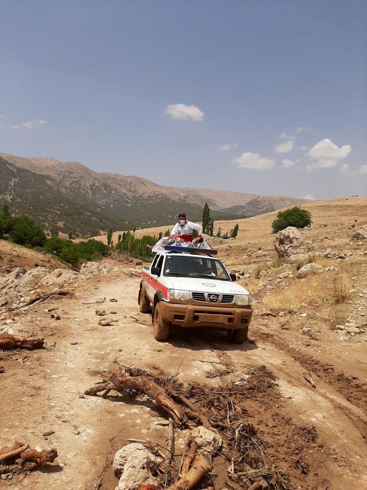 دو نفر در سیل کرمان هنوز مفقودند/ 658 امدادگر در سیل اخیر خدمت رسانی کردند