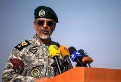 فرماندهان نیروی دریایی ایران و روسیه دیدار کردند