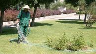 ممنوعیت استفاده از آب شرب برای آبیاری فضای سبز تهران