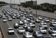 ترافیک سنگین در آزادراه قزوین – کرج/کدام جادههای کشور مسدود است؟