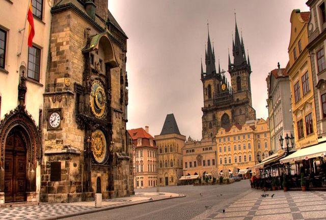 اسرارآمیزترین  شهر اروپا را بشناسید