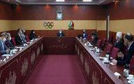 موافقت با افزایش حقوق ماهانه مدال آوران در نشست هیات اجرایی کمیته ملی المپیک