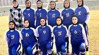 آماری از شکستهای سنگین همیاری آذربایجانغربی در لیگ برتر فوتبال بانوان