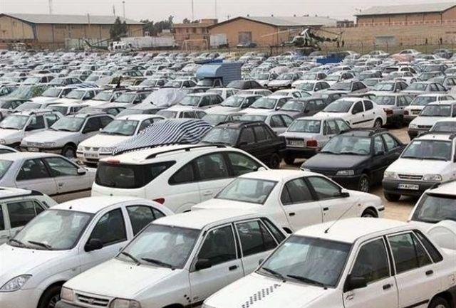 اجرای طرح ترخیص خودروهای رسوبی از پارکینگ ها
