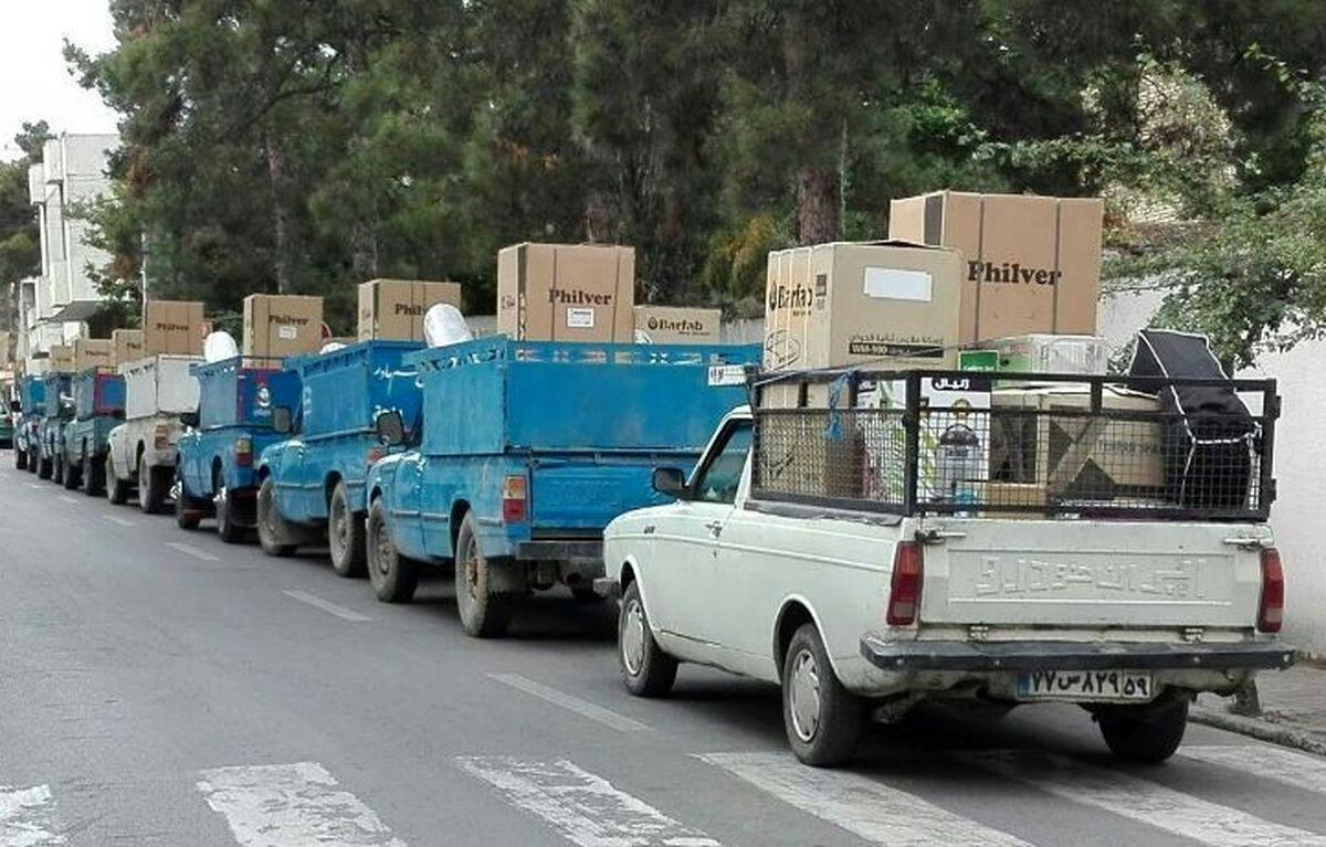 250 سری جهیزیه به نوعروسان کمیته امداد کهگیلویه و بویراحمد اهداء شد