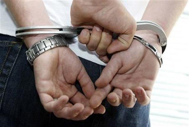 دستگیری شرور چاقوکش در تبریز