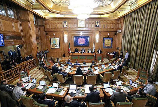 تصویب لایحه چارچوب اختیارات و وظایف کمیسیونهای داخلی مناطق