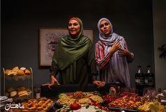 لاله اسکندری و خانواده دکترماهان در مازندران