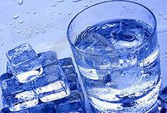 عوارض مرگبار نوشیدن آب یخ