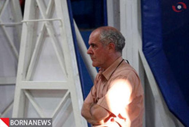 عسگری: گل سپاهان به درستی مردود اعلام شد