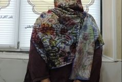 دستگیری دختر 19 ساله به جرم اخاذی