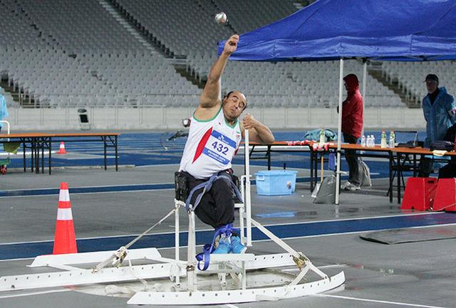 مختاری سهمیه پارالمپیک 2020 را به دست آورد