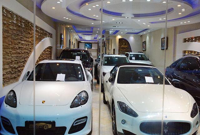 میزان مالیات انواع خودروهای لوکس مشخص شد