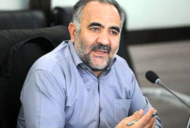 احمد خراسانی با رای سه رای از 4 رای رئیس شورای شهرستان شد