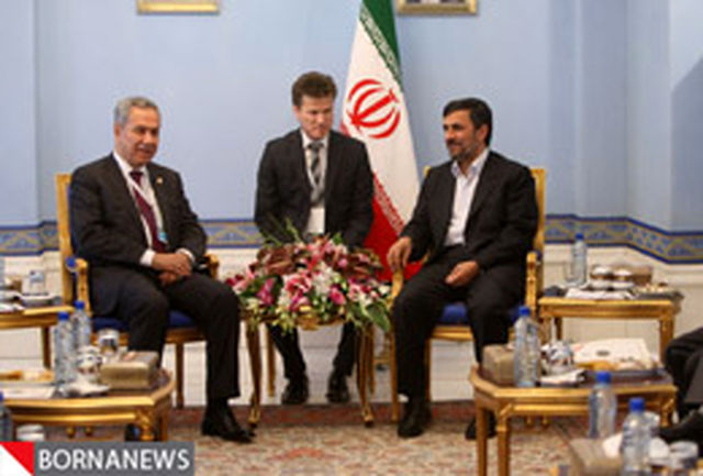 ضرورت حفظ و تقویت روند صعودی روابط ایران و تركیه