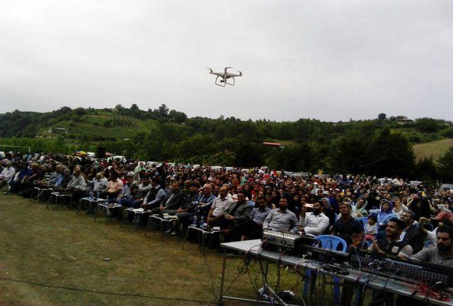دومین جشنواره تمشک و بوم گردی در قائمشهر برگزار شد