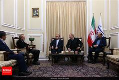 حمایت رییس مجلس از حقوق فدراسیونها، باشگاهها و هواداران فوتبال ایران