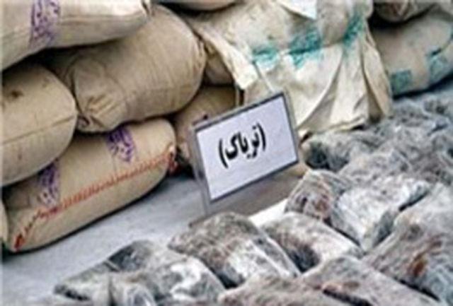 ۱۱۰ كیلوگرم تریاك در اصفهان کشف شد
