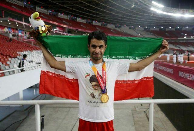 دست رد داوران به مدال طلای حمید اسلامی!!!