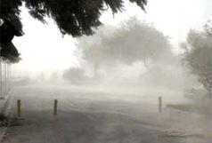 وزش توفان با سرعت ۷۳ کیلومتر در ساعت در سبزوار