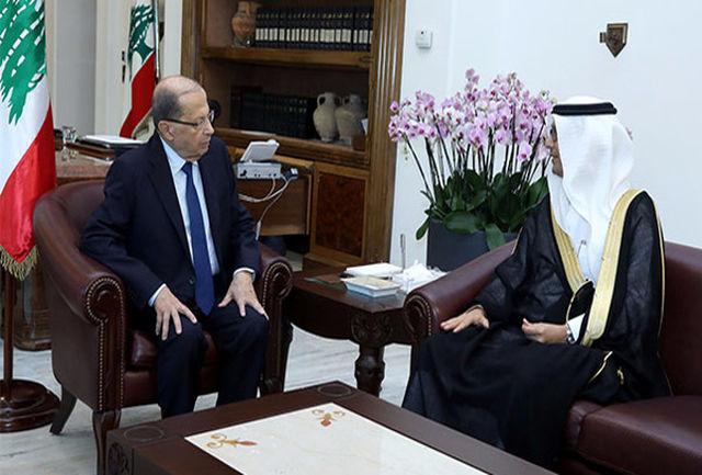 ابراز نگرانی رئیسجمهوری لبنان از وضعیت الحریری