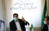 مرد روزهای سخت و ناجی ورزش و جوانان استان همدان