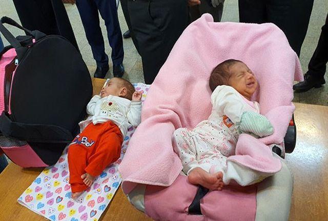 داستان 2 نوزادی که پیدا شدند