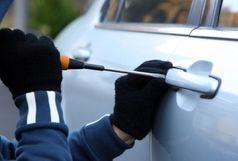 دستگیری سارق محتویات خودرو با 70 فقره سرقت در گچساران
