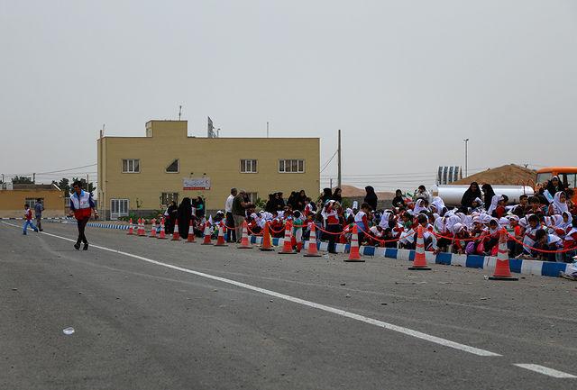 رقابت های رفاقت مهر سیستان و بلوچستان در زاهدان برگزار شد