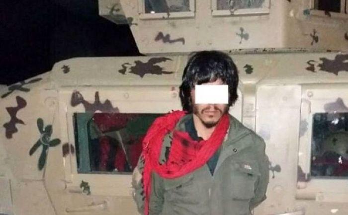 بازداشت عضو کلیدی طالبان در کابل+ عکس