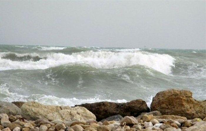 خلیج فارس از ظهر پنجشنبه مواج میشود