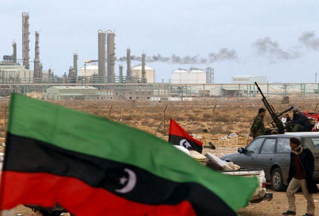 تولید نفت لیبی به ۳۵۵ هزار بشکه در روز رسید