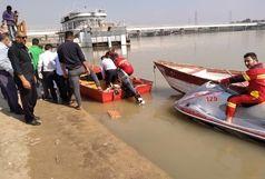 خودکشی زن ۴۵ ساله اهوازی در رودخانه کارون