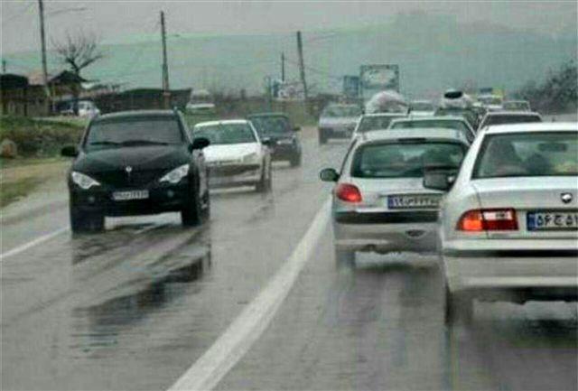 کاهش 18 درصدی تردد خودرو در در محورهای مواصلاتی آذربایجانشرقی