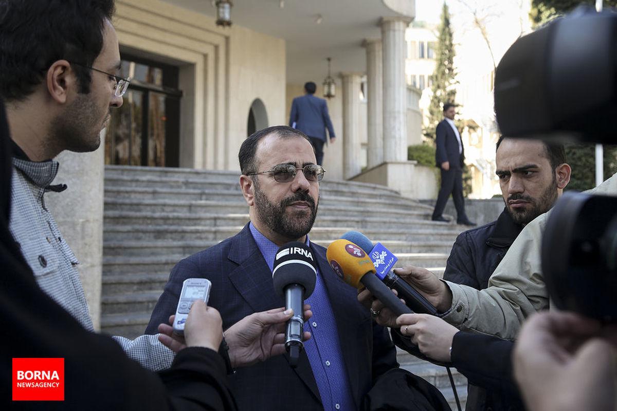معاون پارلمانی رئیس جمهور درگذشت محمدرضا نجفی نماینده سابق مجلس را تسلیت گفت