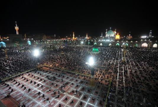 جزئیات مراسم احیای شب بیست و سوم ماه رمضان در حرم رضوی