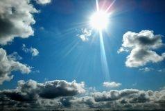 نفوذ سامانه هوای گرم در گیلان