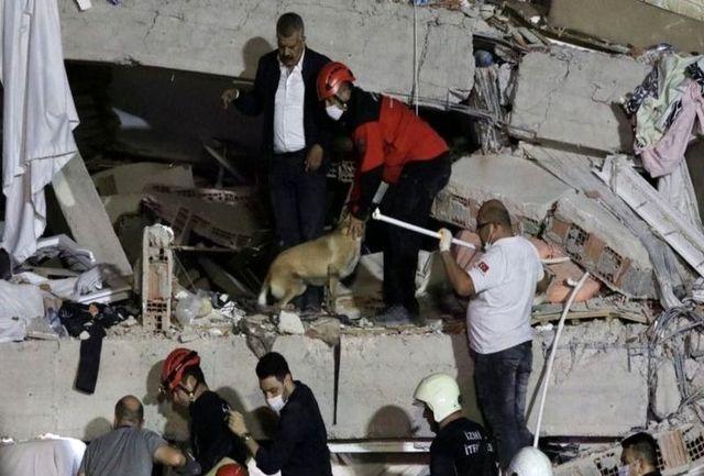 آخرین جزئیات از زمینلرزه مهیب ازمیر ترکیه