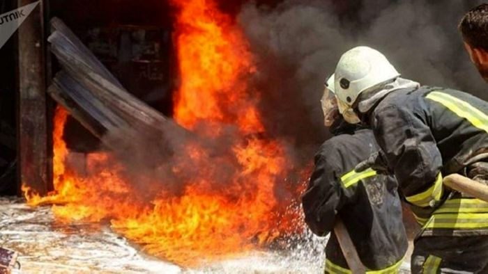 انفجار سیلندرگاز در زاهدان حادثه آفرید / ۲ نفر مصدوم شدند