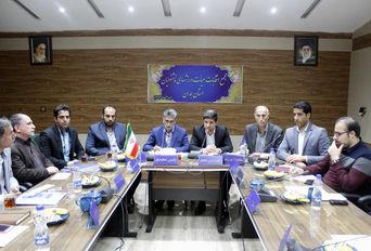 مجمع انتخابات ریاست هیئت ناشنوایان استان همدان