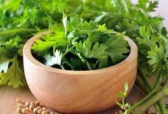 با مصرف این سبزی تشنج را درمان کنید