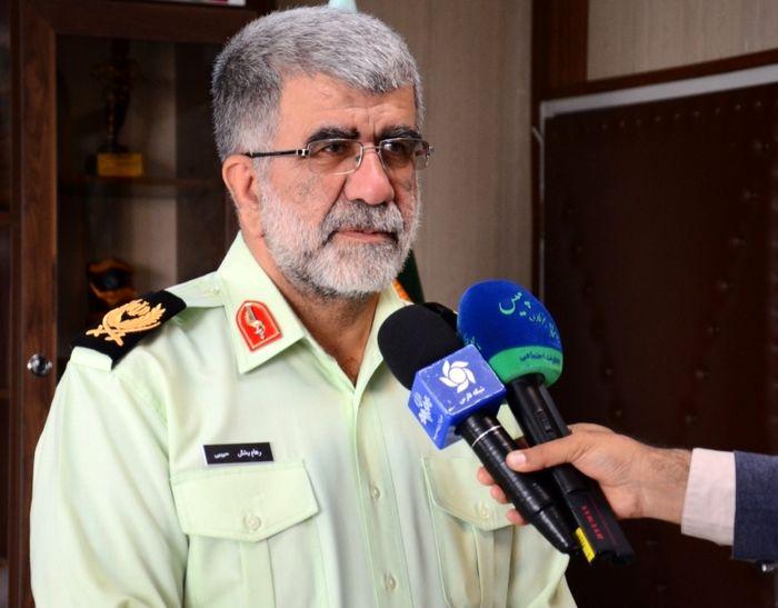 عوامل ارتباط با شبکه های معاند در دام پلیس فارس